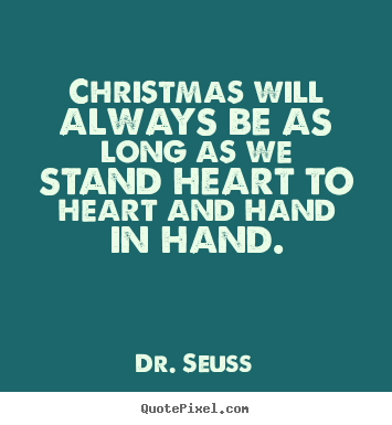 Dr. Suess on Christmas