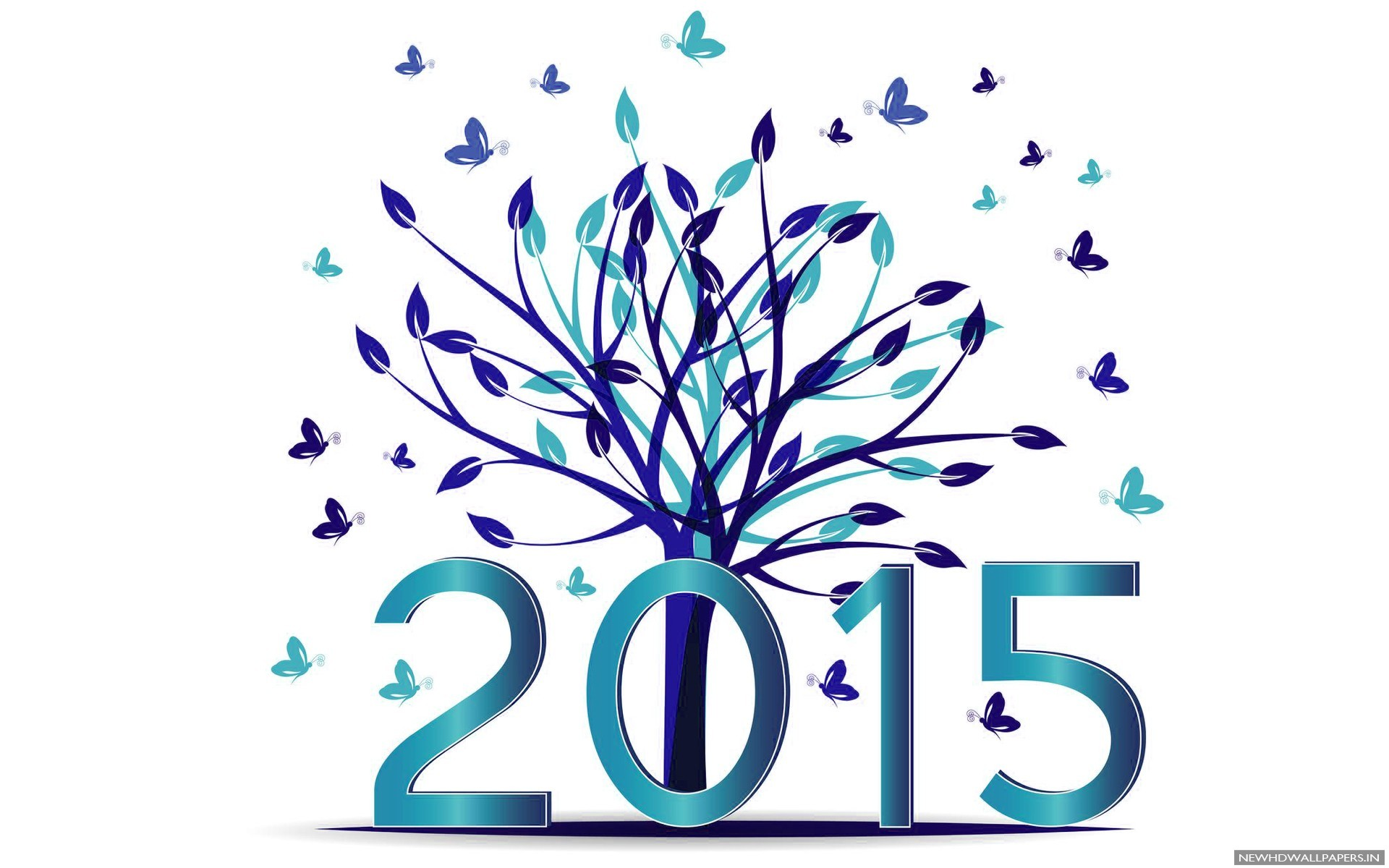 Welcome-to-New-Year-2015-HD-Wallpaper