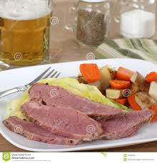 Quick Corned Beef And Cabbage